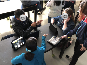 Getting to Know You with Quizlet Live! – Mari Venturino